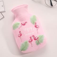 布套注水热水袋 R811光年(160个/箱)个 粉色 见详情
