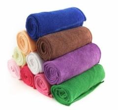 超细纤维纳米洗车毛巾/擦车巾3070  30x70    1500/箱 混色 30*70cm