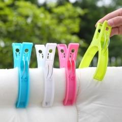 大号防风晾衣夹塑料夹晒被子夹(单个卖) 500/件 混色 16*9.5*2.3cm