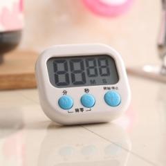 大屏幕电子计时器定时器 H-118小 200/箱 白色 7.2*6.5*2cm