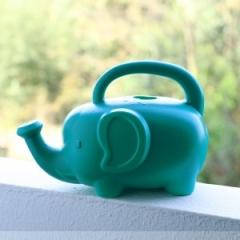 大象浇水水壶林园洒水器喷壶  50/箱 绿色 13.5*20cm