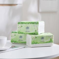 抽纸式卫生纸绿包8008 (60包/箱)