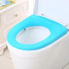 糖果色O型马桶垫(250个/箱) 混色随机 直径30cm
