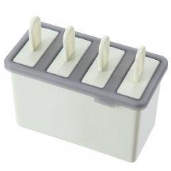 4格雪糕模具冰模 绿色 12.5*8.5*6cm