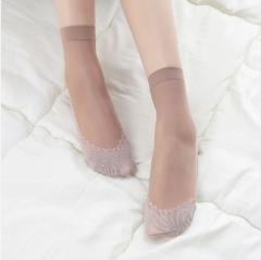 棉底丝袜 100/箱 均码 咖啡色 均码