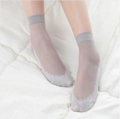 [特价清仓】棉底丝袜 100/箱 均码 灰色 均码