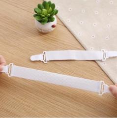 实用床单扣4个装 1000/箱 白色4个装