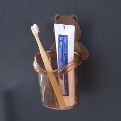 小熊置物杯(120个/箱)个 咖啡色 见详情
