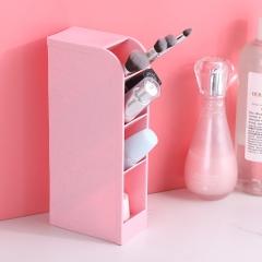 斜插式笔筒 麦秆100/箱 粉色 见详情