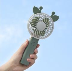 盛夏专属  可折叠手持风扇XH04(120盒/箱)盒 绿色 见详情
