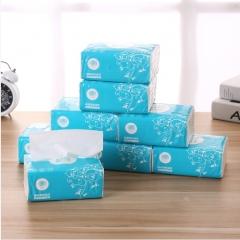 日相月(蓝包装 纸巾)  RXY-0257 100/箱