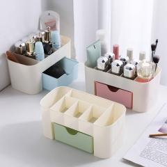 北欧粉化妆盒收纳盒-90/箱 北欧粉 10.7*20.8*10.5cm