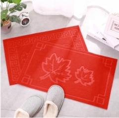 防滑吸水地毯50*80 (50个/箱)个 灰色 50*80