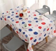 防水桌布台布 草莓 137*180