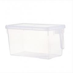 带手柄冰箱保鲜盒 60/箱 白色 见详情