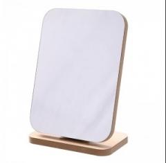 折叠木板镜方形(60盒/箱)盒 折叠木板方形 见详情