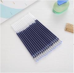 子弹头中性笔芯  (20000根/箱)根 蓝色 每支长约13cm