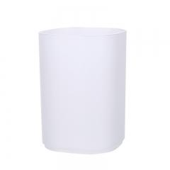 简易磨砂笔筒  288个/箱 白色 详情