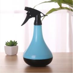 手压式浇花喷水壶(灯泡蓝)70个/箱 湖蓝色 1