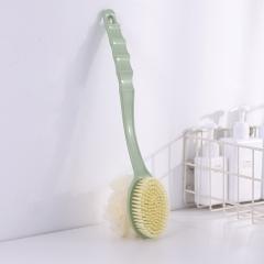 浴花搓澡刷 北欧绿 6.7*34cm刷毛长1.5cm