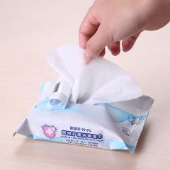 护理湿巾 80片 20包/箱 如图