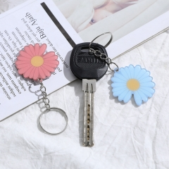 小菊花钥匙挂件混色   500/箱
