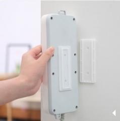 免打孔墙壁排插座固定器 方形 见详情