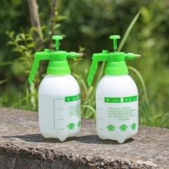 2L手持气压式喷壶白+绿色    20个/箱