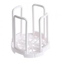 可伸缩沥水碗架 白色 见详情