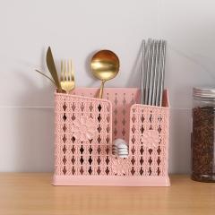 雕花筷子笼   96个/箱 粉色 见详情