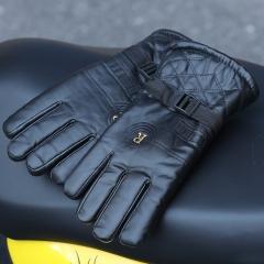 Pu大棉保温手套摩托车(120个/箱)个