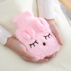 热水袋布套兔子   300个/箱   500ml 粉红 见详情