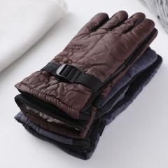 户外保暖手套混色  (120包/箱)包