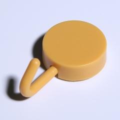 浴室强力免钉挂钩散装  随机 黄色 见详情