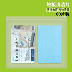 地板瓷砖清洁片 60片装