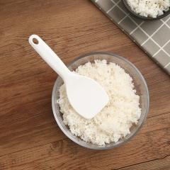 可悬挂式条纹饭勺米白色   500个/箱