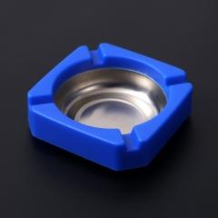 烟灰缸彩色方形  (480个/箱)个 蓝色 见详情