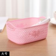 花朵笔筒置物架大号  (108个/箱)个 粉色 见详情