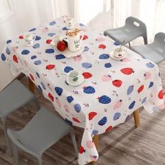 防水桌布台布 137*180cm (150张/箱)张 草莓 137*180