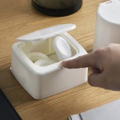 小物件收纳盒棉签针线收货桶160/箱 方形 方形 见详情