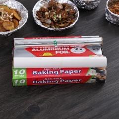 双面用硅油纸烘焙油纸10m   100/箱
