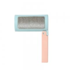 二合一粘毛器150/箱 浅蓝+粉 如图所示