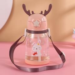 儿童水杯 粉色 见详情