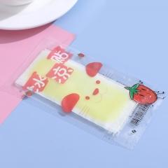 盛夏专属 信玺水果冰凉贴 (2片/包 10包/袋 500包/箱)小包 哈密瓜 2片装