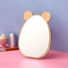 木质化妆镜 小熊 见详情