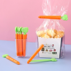 5枚装萝卜封口夹 密封夹(216包/箱)包