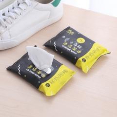 小白鞋擦鞋湿巾(240包/箱)小包售