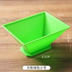 端午节包粽子模具 方形小号 方形小号绿色 见详情