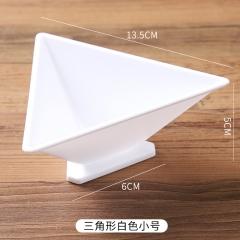 端午节包粽子模具 三角形小号 三角小号白色 见详情