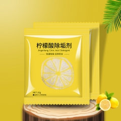 柠檬酸除垢剂(注意箱规)个  1000/箱
